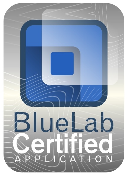 Blue Lab Certified Application
